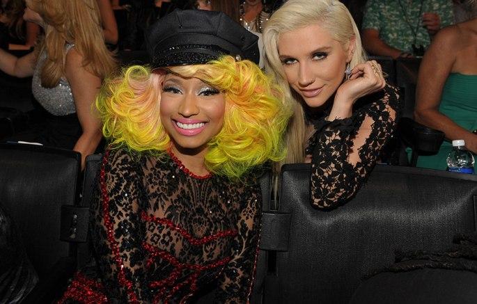 Nikki-Minaj-Kesha