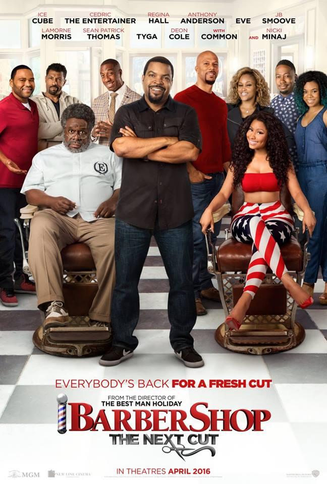 Barbershop: The Next Cut [VF &VOSTFR]