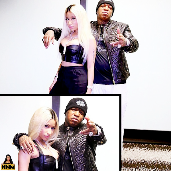 Nicki Minaj, de nouveau en studio!