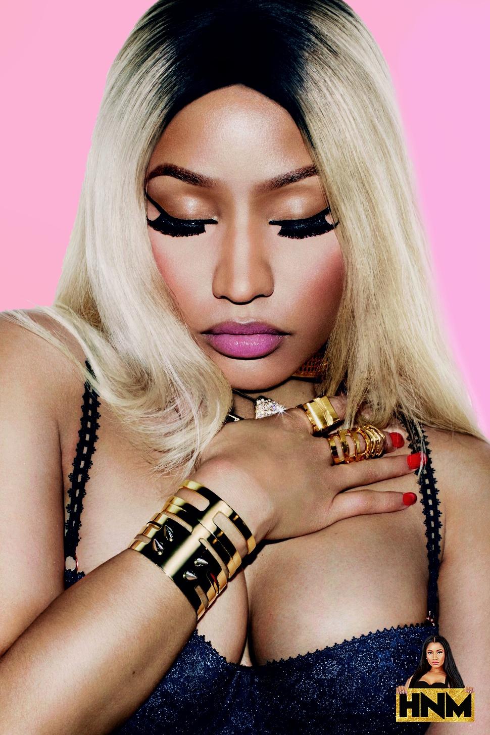 Un nouveau son de Nicki Minaj!