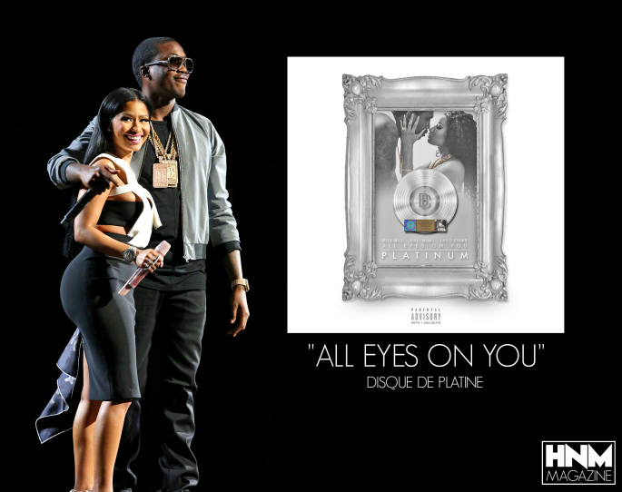 all eyes on you platinium