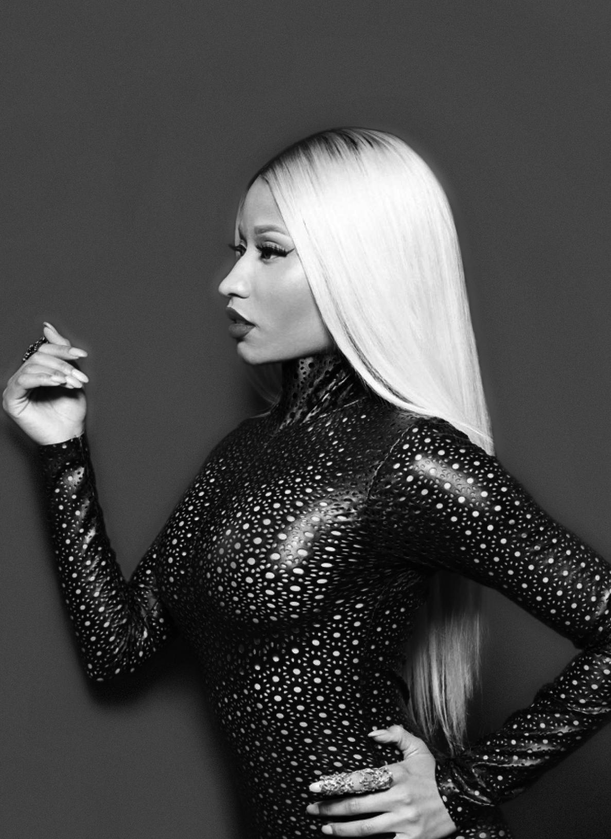 Nicki Minaj domine le classement Billboard 200!