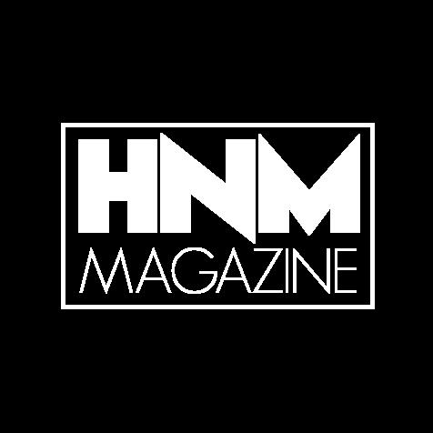 HNM logo (white)
