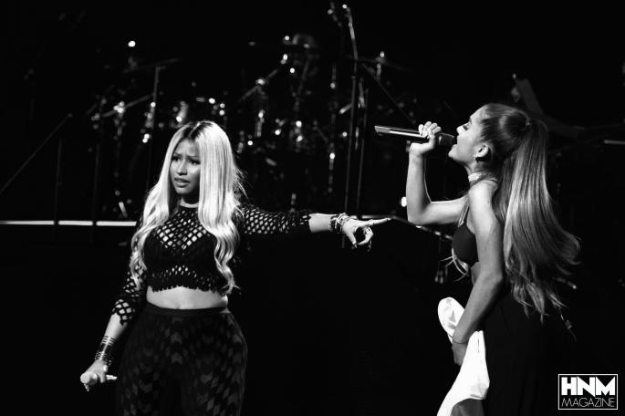 Nicki Minaj & Ariahthyjyj'na Grande