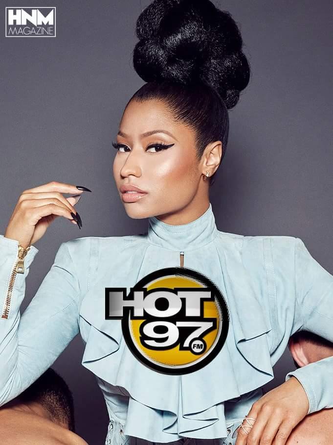 Nicki Minaj interviewée par HOT 97 : plus d'informations sur ses projets à venir!