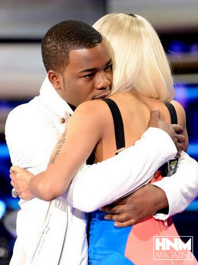 Un candidat de American Idol sur le prochain album de NickiMinaj?