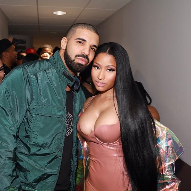 Nicki Minaj participe au concert deDrake!