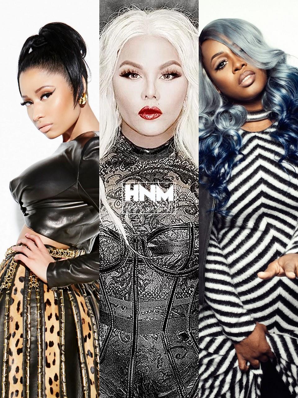 Lil' Kim s'exprime sur Nicki Minaj et RemyMa!