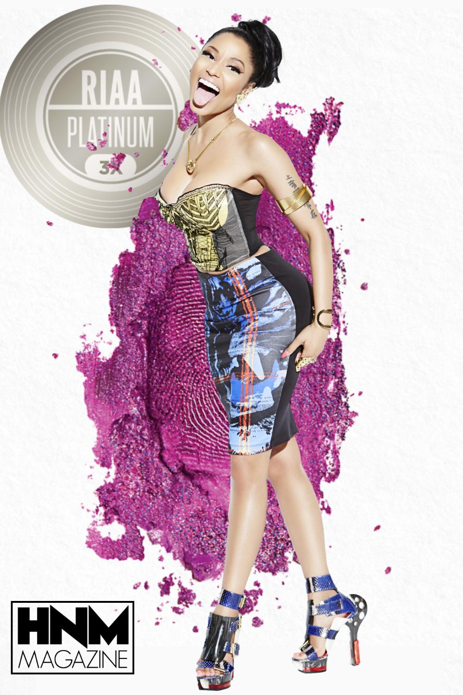 The Pinkprint devient triple disque de platine!