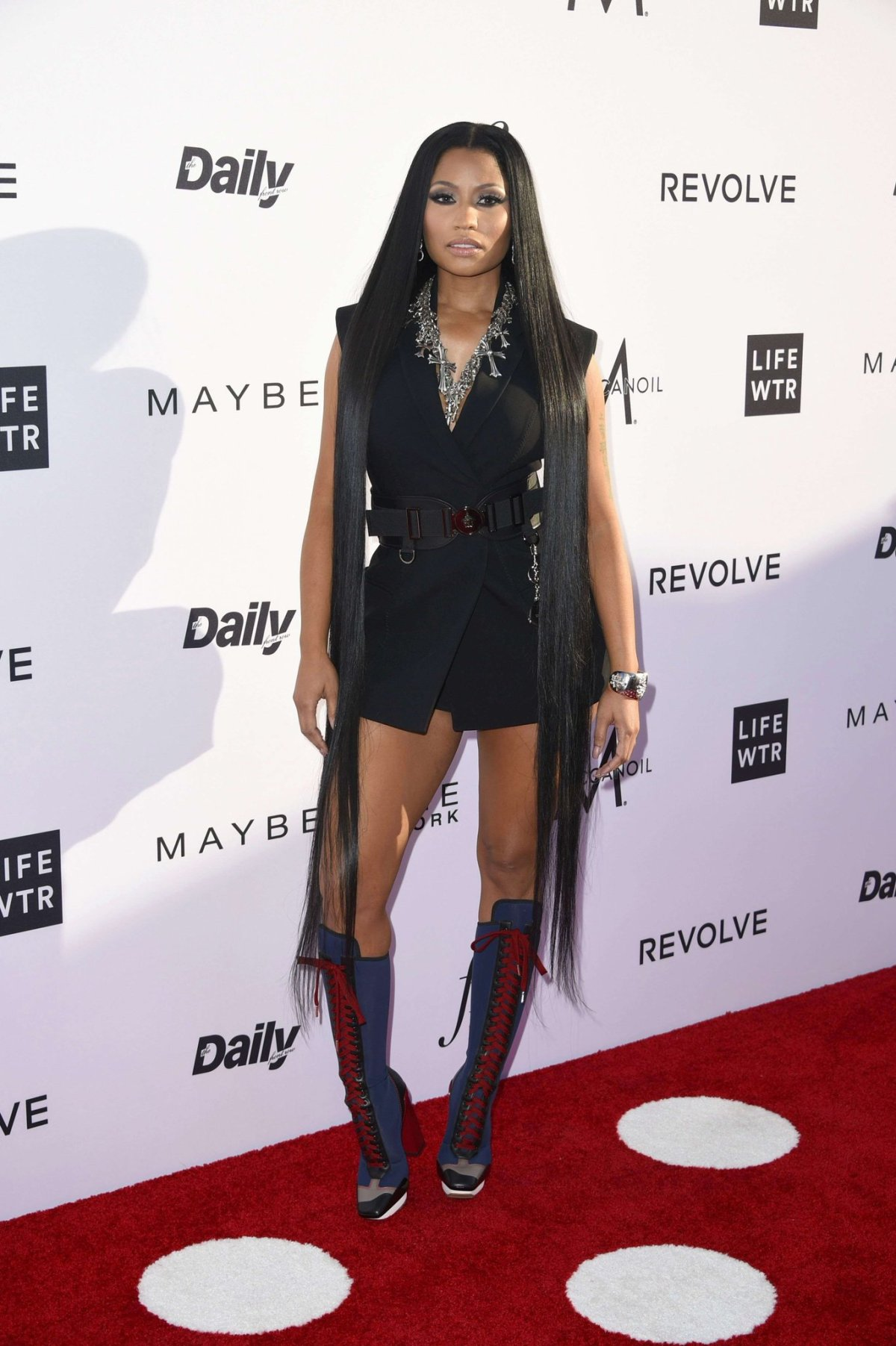 Nicki Minaj au Fashion Los Angeles Awards!