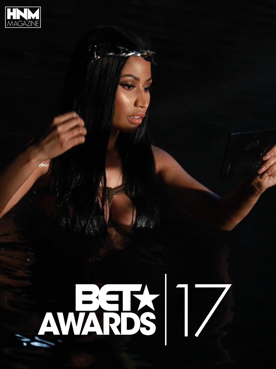 Nicki Minaj nominée pour les BET Awards 2017!