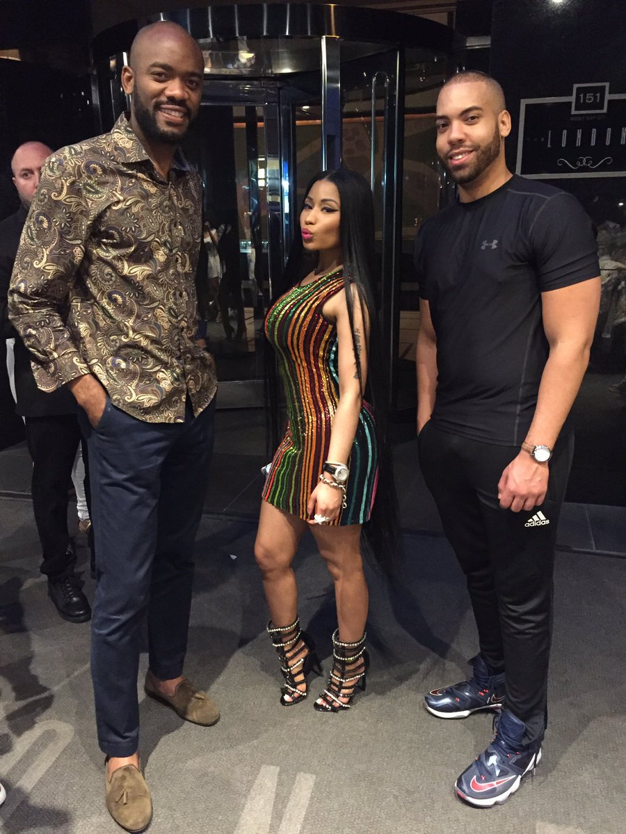 Nicki Minaj au club Space Ibiza à New-York [Photos + Vidéos]