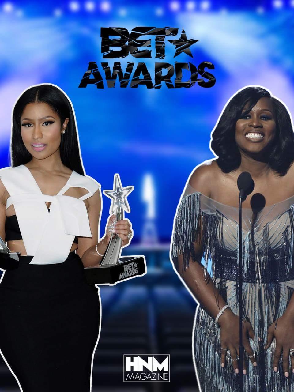 Pourquoi Rémy Ma ne méritait pas le BET Award face à NickiMinaj!