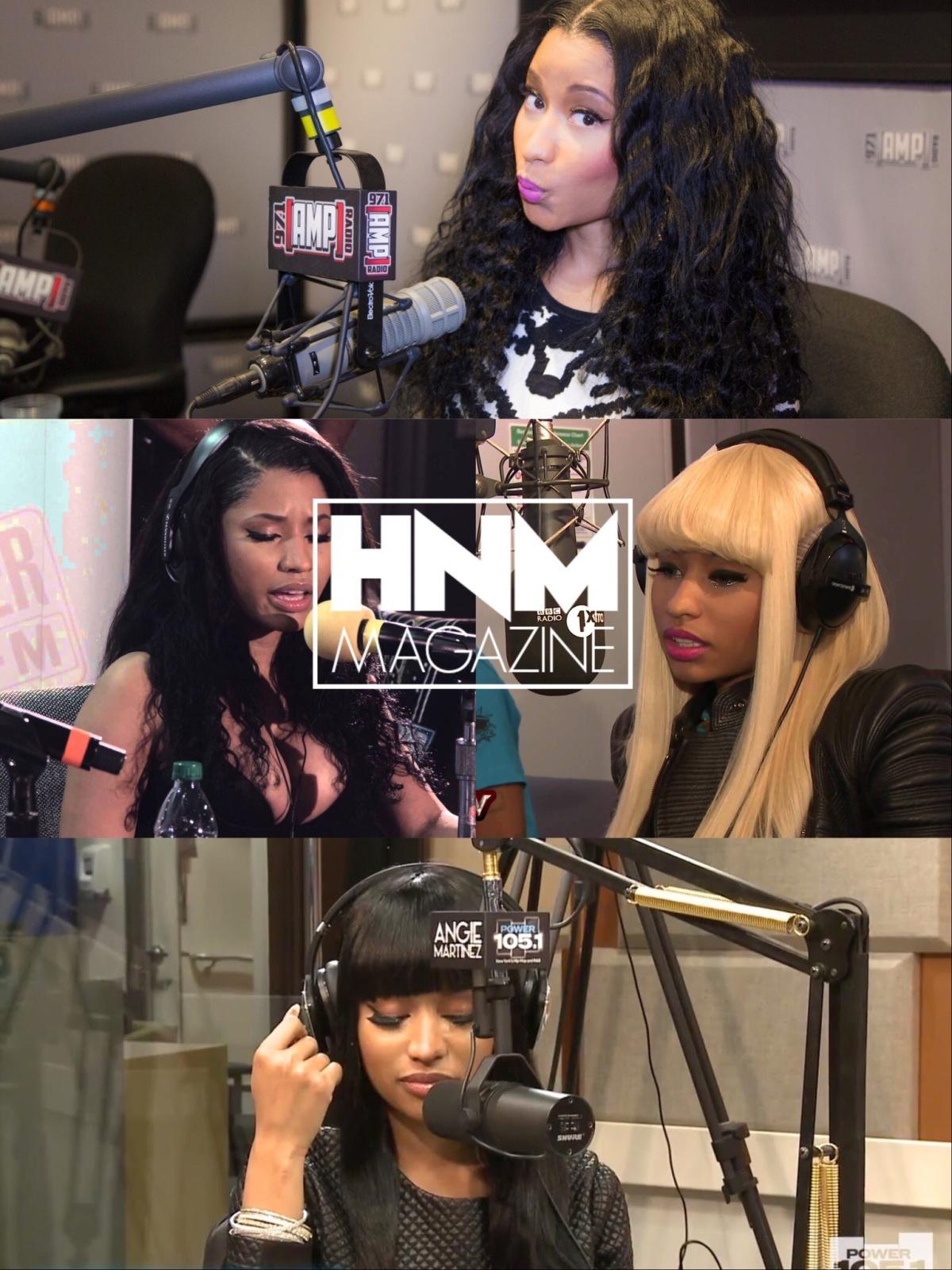 Nicki Minaj donne des informations sur la date de sortie de son prochainalbum