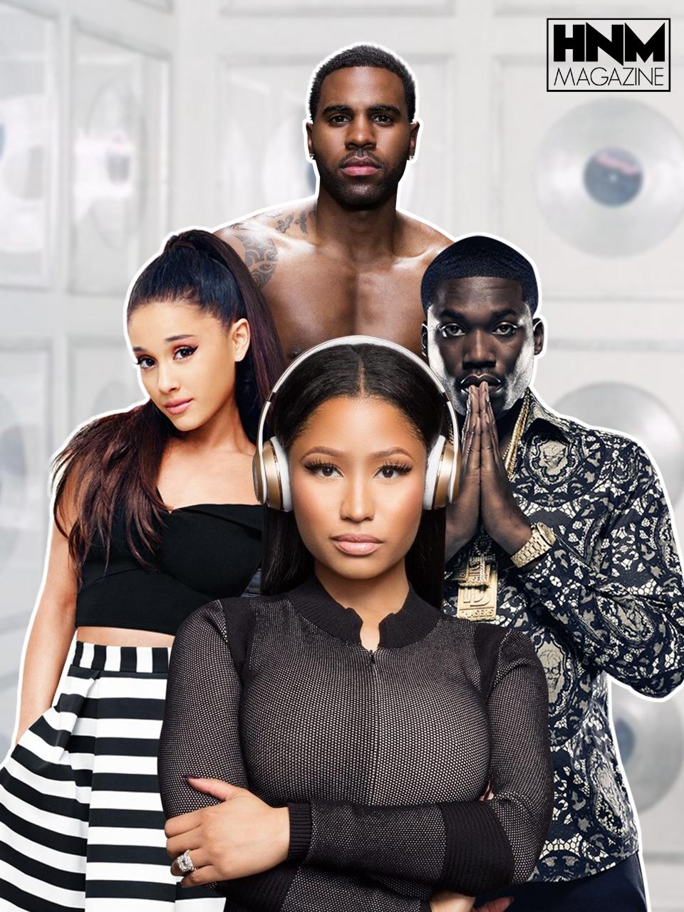 Nicki Minaj obtient 3 nouvellescertifications!