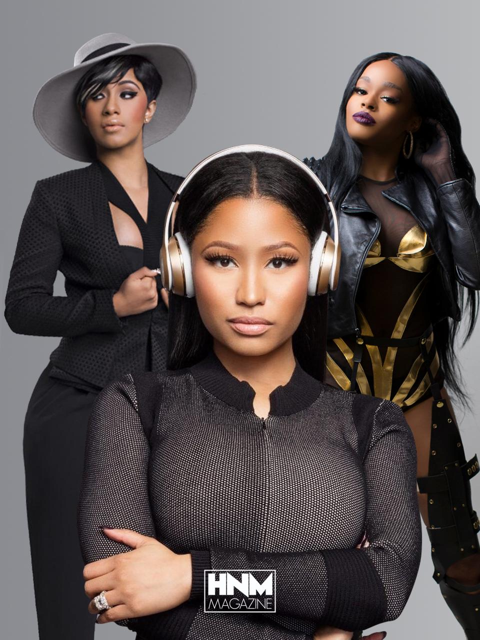 Azealia Banks insulte Cardi B de «Nicki Minaj du pauvre»!