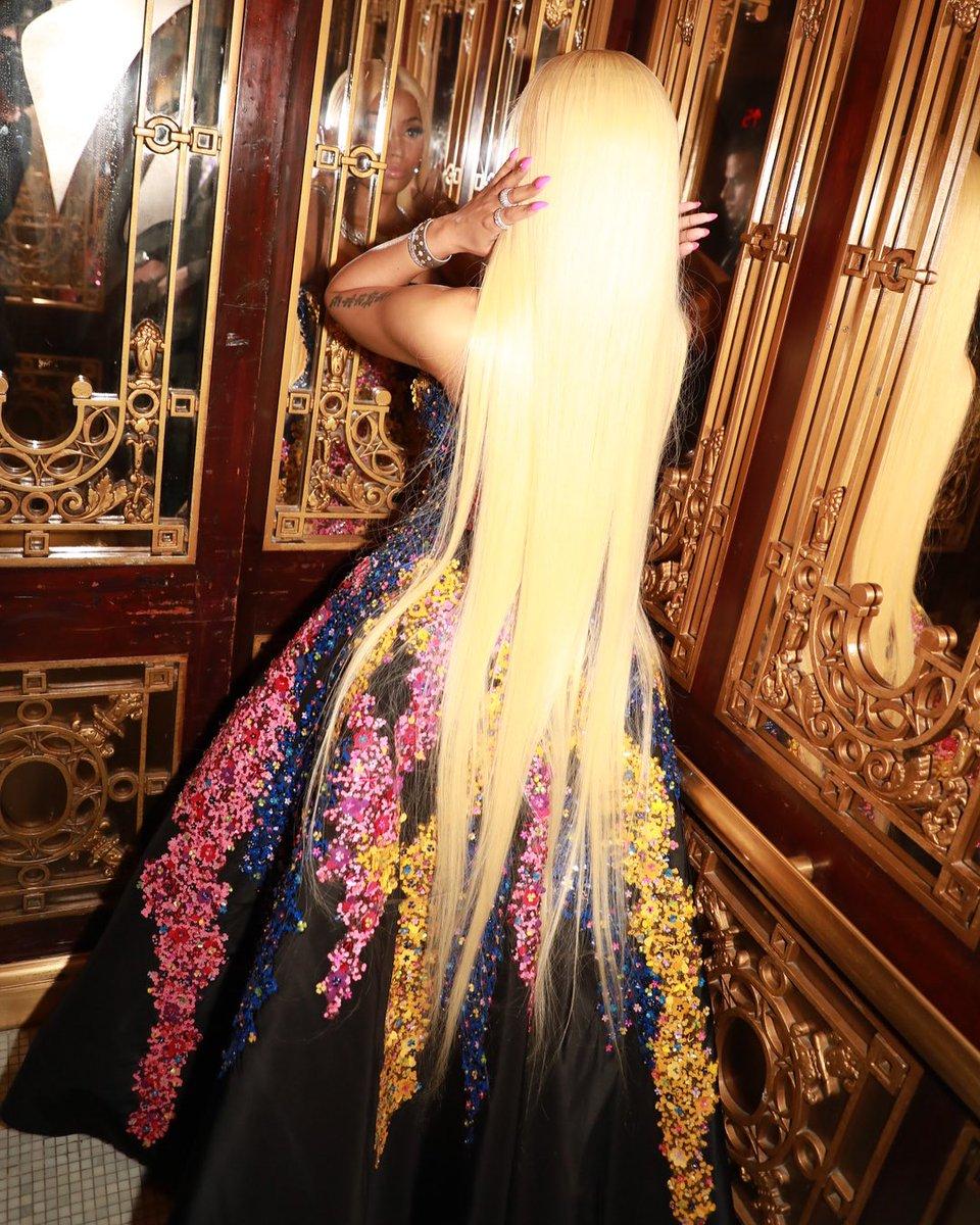 Nicki Minaj à la New-York Fashion Week [Photos +Vidéos]