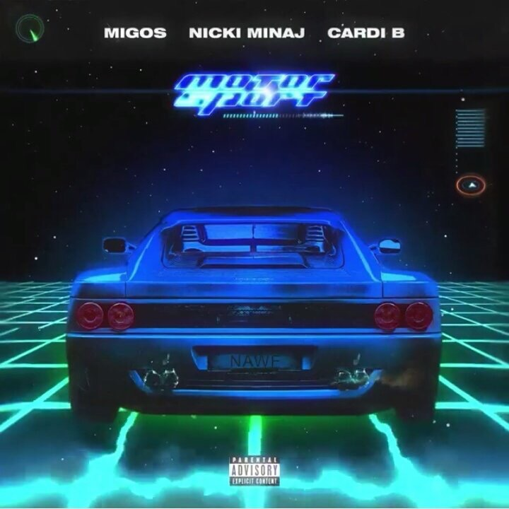 Migos – Motor Sport (feat. Nicki Minaj & Cardi B) [Stream + Téléchargement + Traduction]