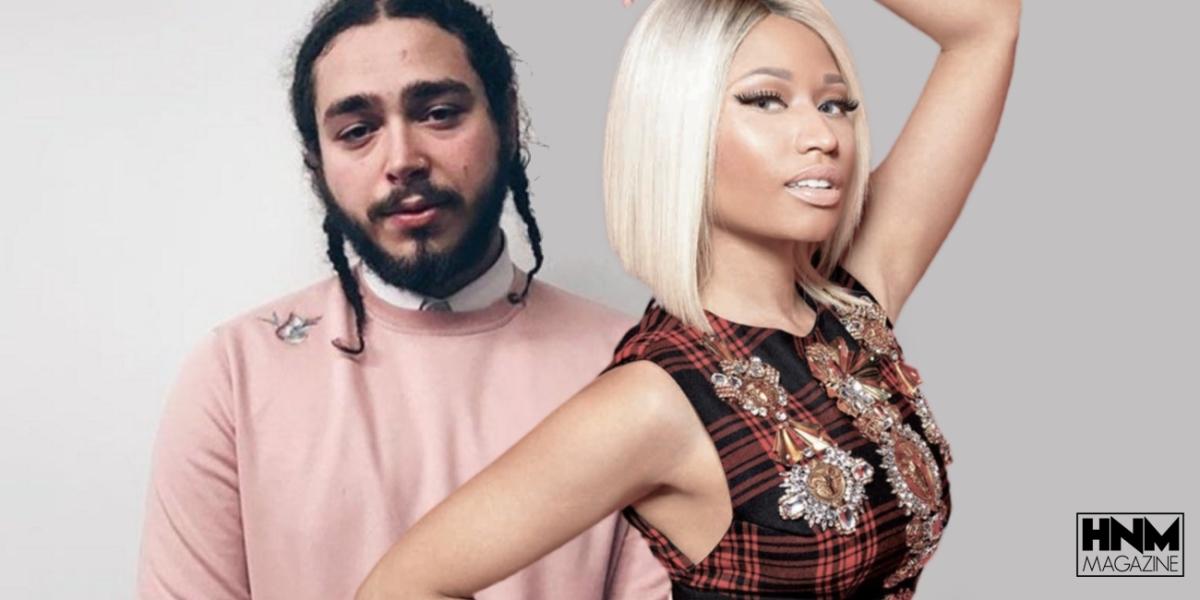 Une collaboration entre Nicki Minaj et Post Malone est enpréparation!