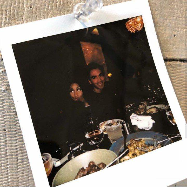 Nicki Minaj à l'anniversaire de Fernando Garcia! [Photos +Vidéos]