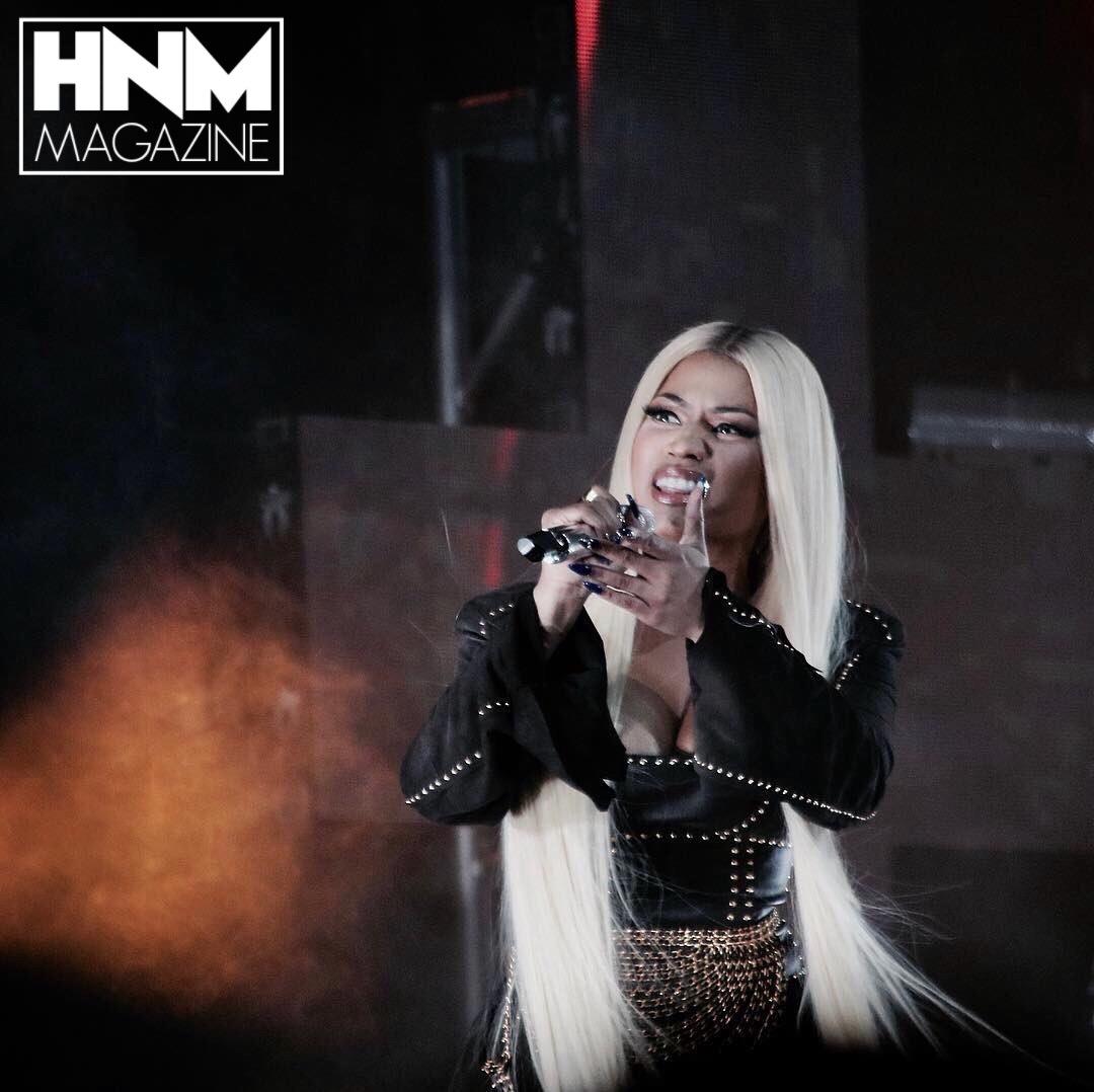 Nicki Minaj rejoins Lil Uzi Vert pour son concert Tidal de Noël ![Performance]