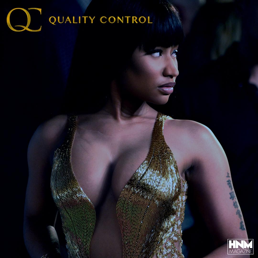 Nicki Minaj présente sur la nouvelle compilation de Quality ControlMusic!