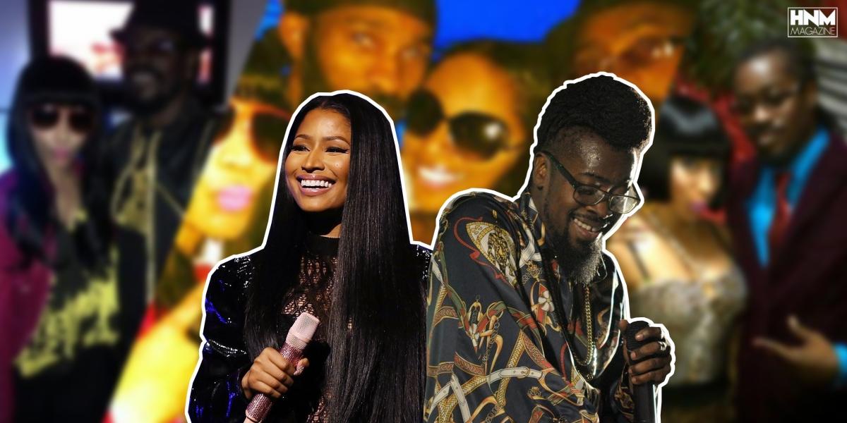 Beenie Man recrute Nicki Minaj sur une nouvelle chanson!