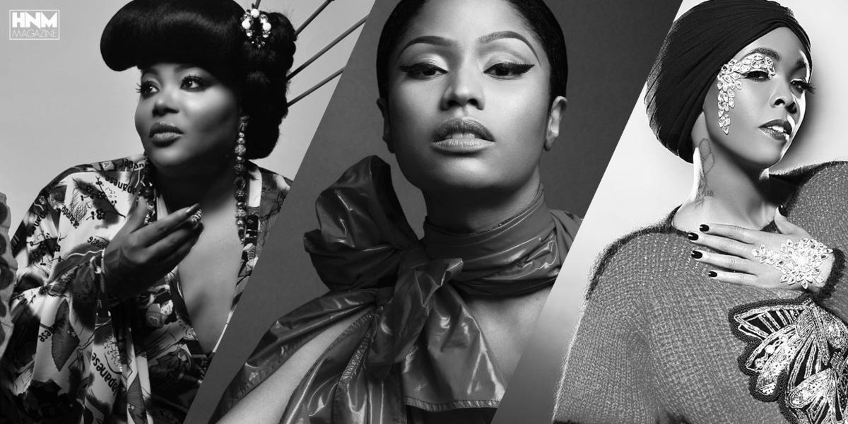 Nicki Minaj a aidé Khia et TS Madison à obtenir uncontrat!
