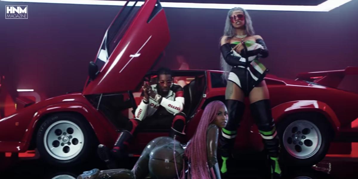 Cardi B considère que Nicki Minaj l'a utilisé pour plus devisibilité?