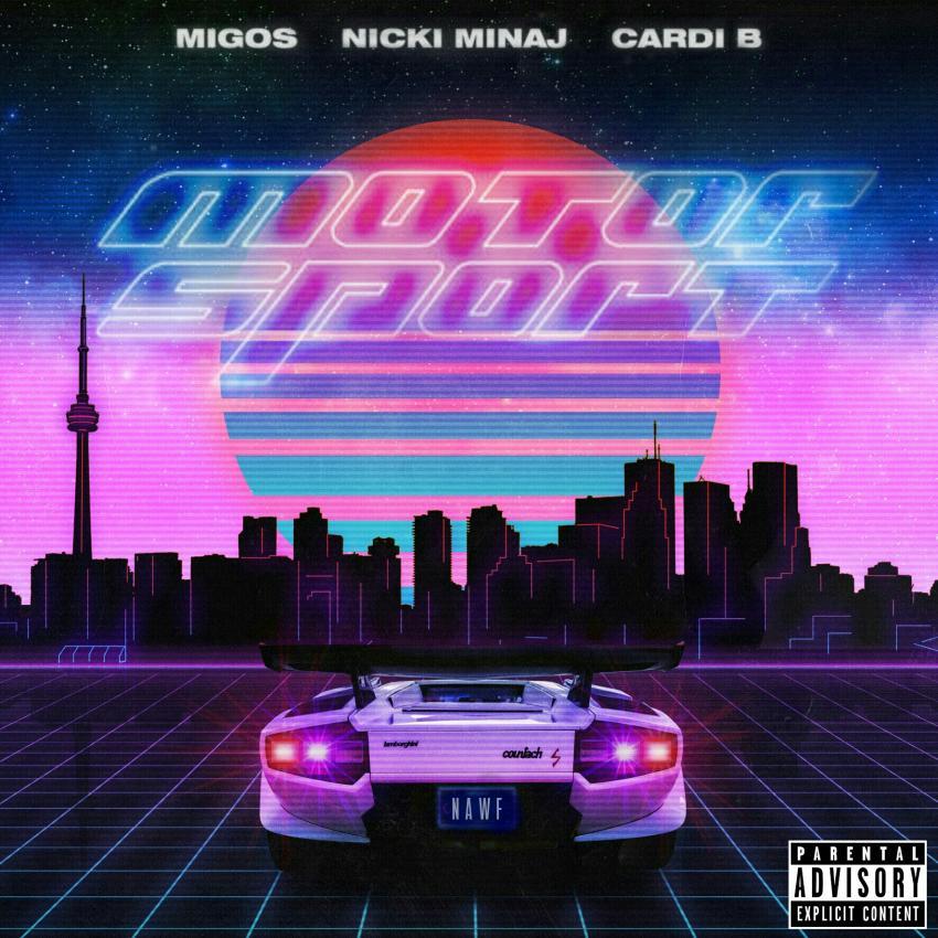 Nicki Minaj – MotorSport (Original Version) [Stream + Téléchargement +Traduction]