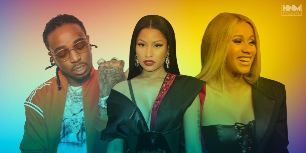 Nicki Minaj et Cardi B: un début deconfrontation?