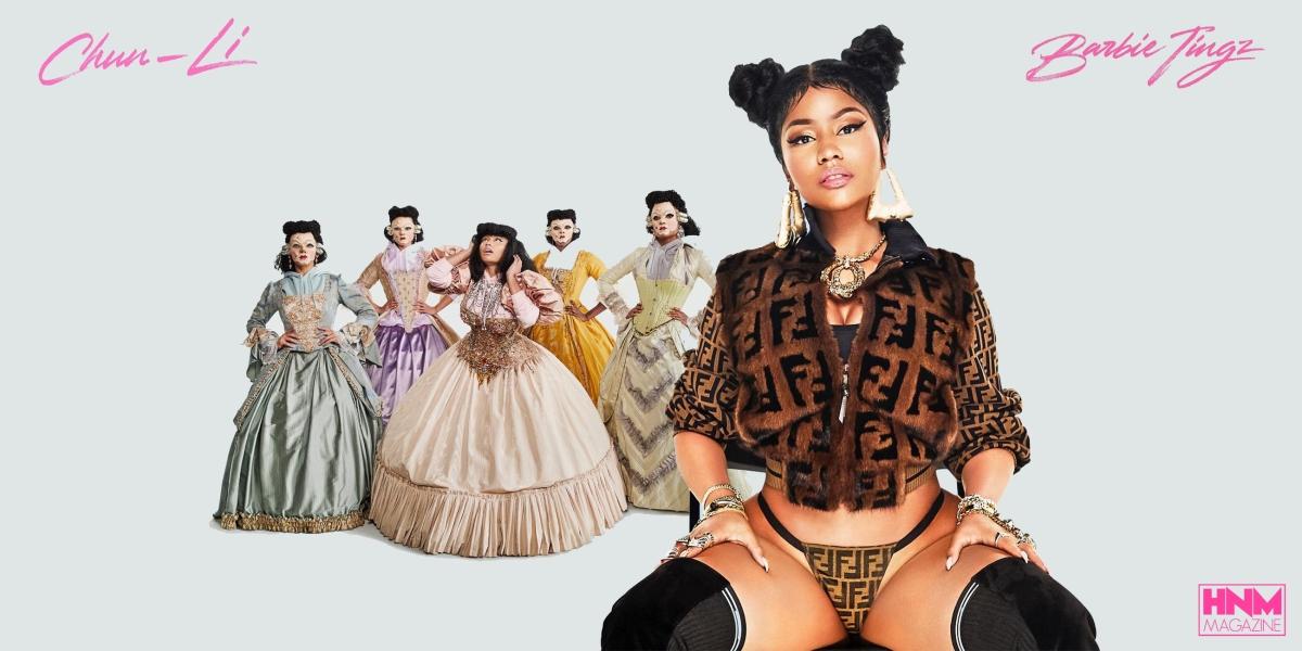 Nicki Minaj fait son grand retour avec «Chun-Li» & «Barbie Thingz»!