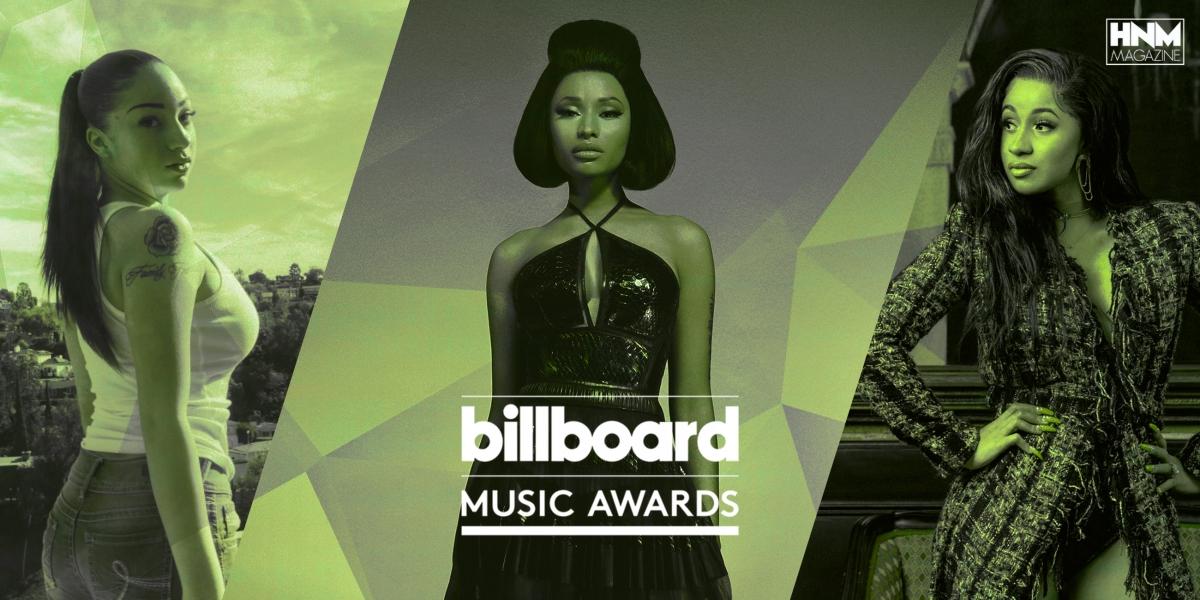 Nicki Minaj nommée dans une toute nouvelle catégorie des BillboardAwards!