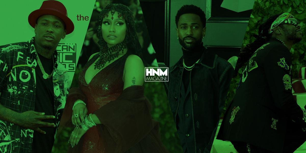 Nicki Minaj recrutée sur le titre «Big Bank» deYG!