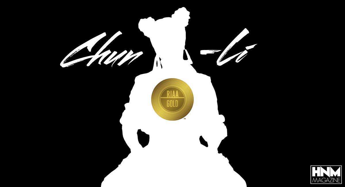 Le titre Chun-Li de Nicki Minaj obtient sa première certification RIAA!