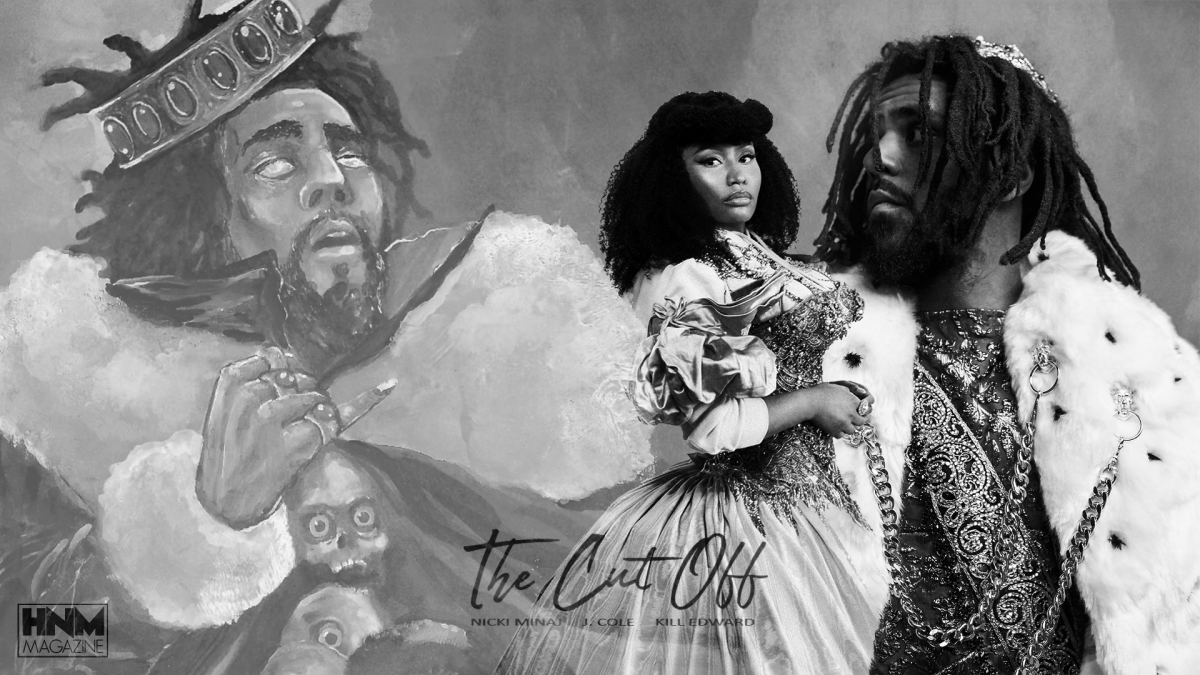 Nicki Minaj, J. Cole, kiLL edward – The Cut Off [MASHUP]