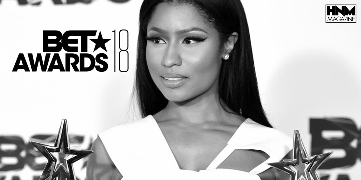 Nicki Minaj nommée aux BET Awards2018!