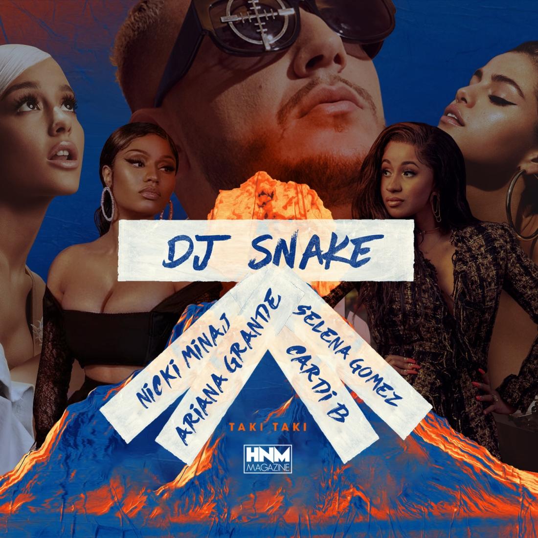 taki taki dj snake song